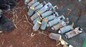 Syrisches Regime setzt geächtete Streumunition ein