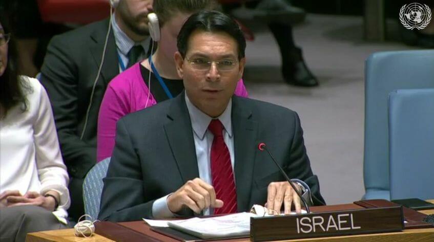 Wie der deutsche UNO-Botschafter Israel mit der Hamas gleichsetzte