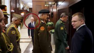 Russische Söldner in Libyen im Einsatz