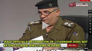 TV-Diskussion: Keine irakische Staatsbürgerschaft für israelische Juden