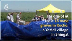 Irak: Massengrab mit ca. 500 durch IS ermordeten Jesiden entdeckt