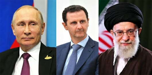 In Syrien geht der Sprit aus