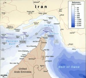 US-Sanktionen: Iran droht mit Schließung der Straße von Hormus