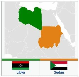 Sudan und Libyen: Arabisch-türkische Konfliktlinien in Nordafrika