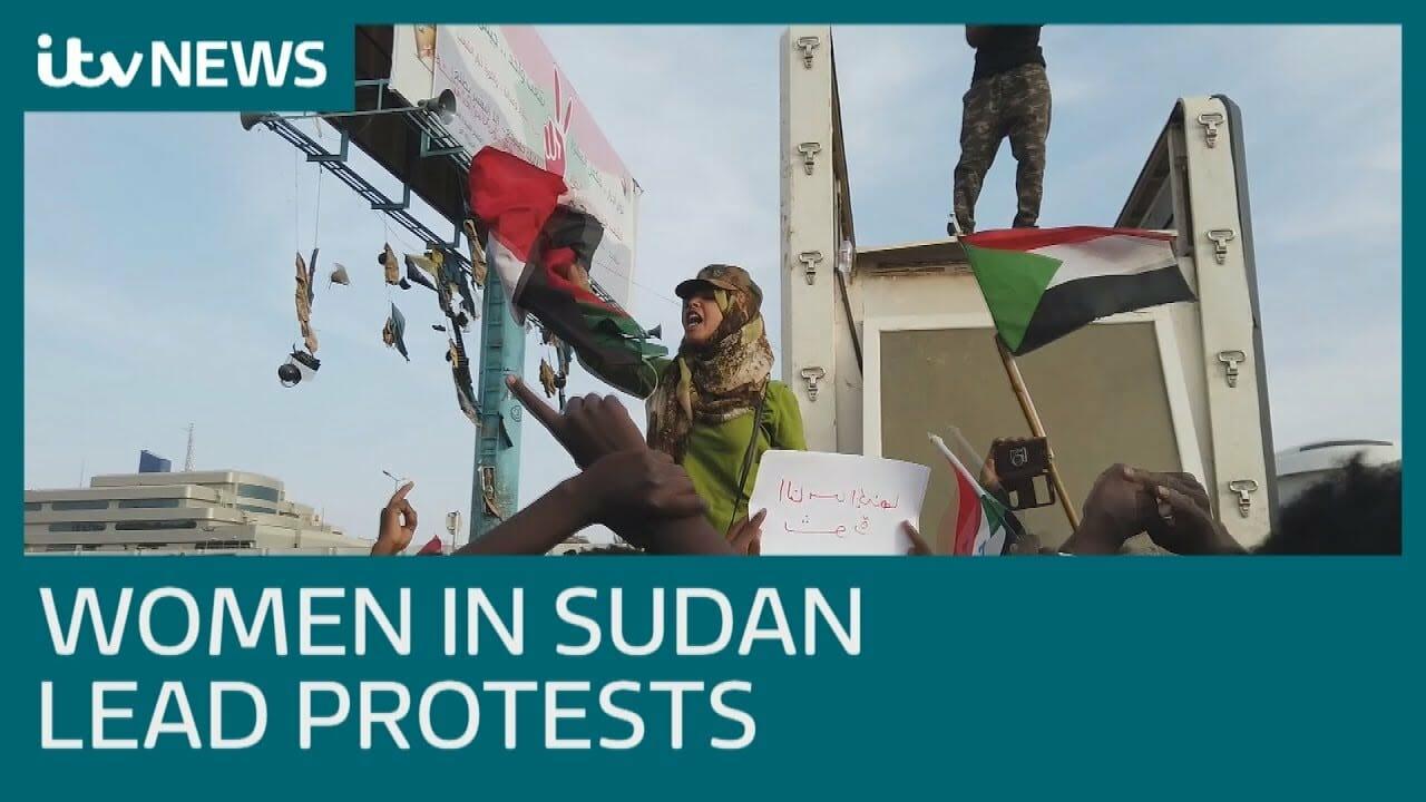 Frauen im Sudan kämpfen um ihre Rechte