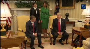 Trump-Plan: Jordanische Staatsbürgerschaft für 1 Million Palästinenser