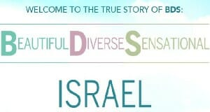 Song Contest: Israel führt BDS-Anhänger mit Fake-Seite in die Irre