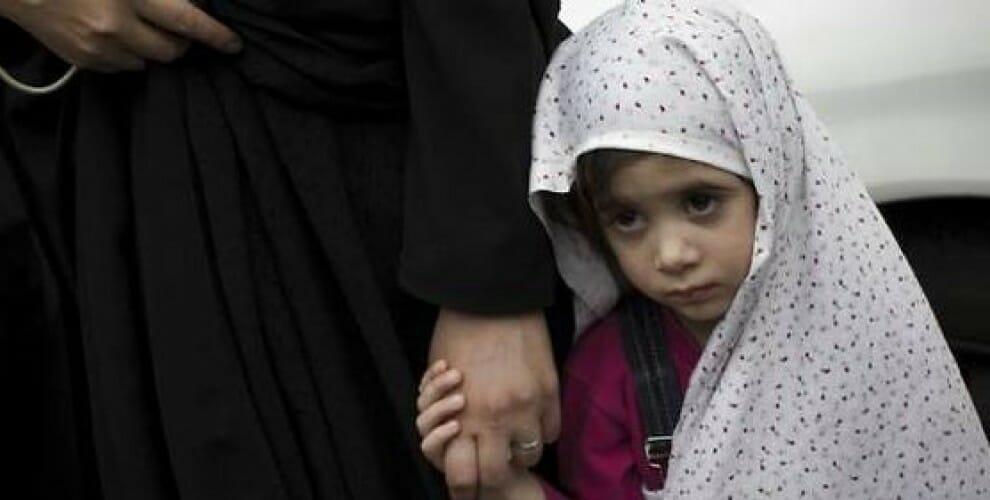 Kinderbräute: 6% der Bräute im Iran sind zwischen 10 und 14 Jahre alt