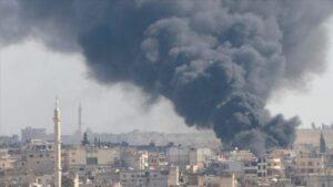 Hilfsorganisationen stellen Arbeit im umkäpften Nordwesten Syriens ein