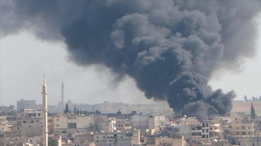 Die Syrer sterben und die Europäer dreschen Phrasen