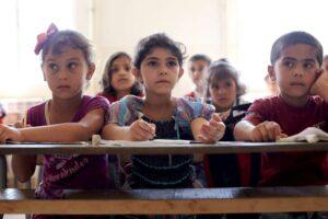 Gewalt gegen Schulkinder im Libanon weit verbreitet