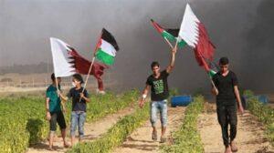 Katar will Palästinenser mit 430 Millionen Euro unterstützen