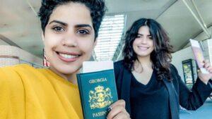 Geflüchtete saudische Schwestern erhalten Asyl