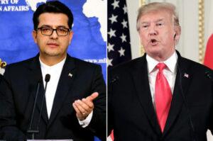 Der Iran bringt Gespräche mit den USA ins Spiel