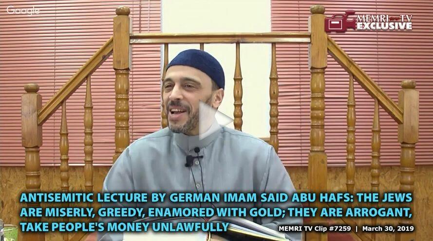 Antisemitische Predigt im Islamischen Zentrum Kaiserslautern