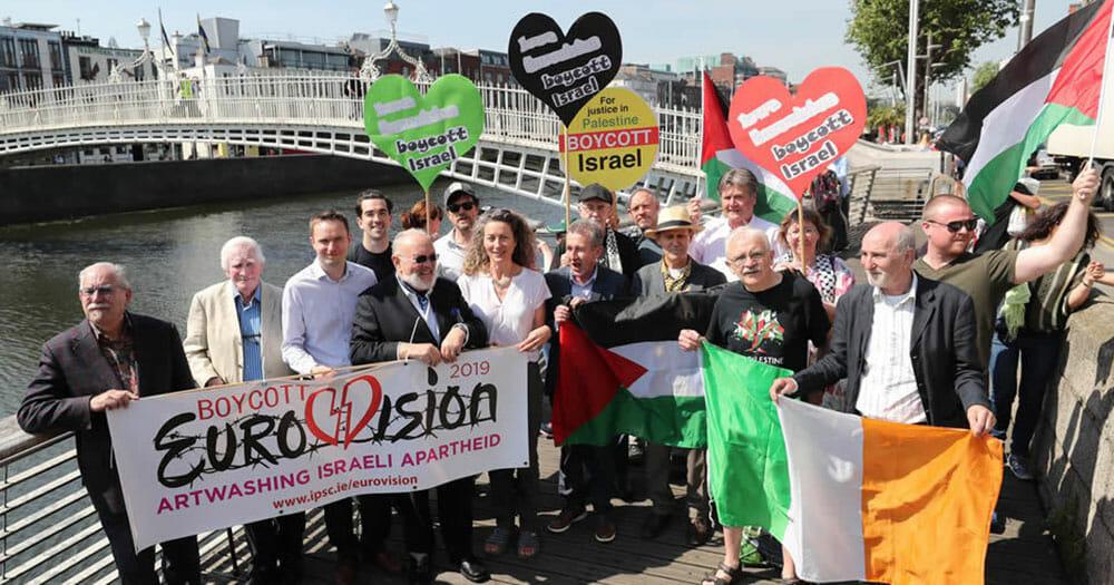 Irlands Song-Contest-Teilnehmerin erhielt Drohungen von BDS-Aktivisten