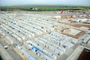 Türkei schließt Flüchtlingslager für Syrer