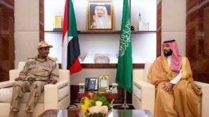 Saudi-Arabien unterstützt die Konservierung der sudanesischen Despotie
