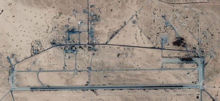 Israel greift iranische Ziele in Syrien an