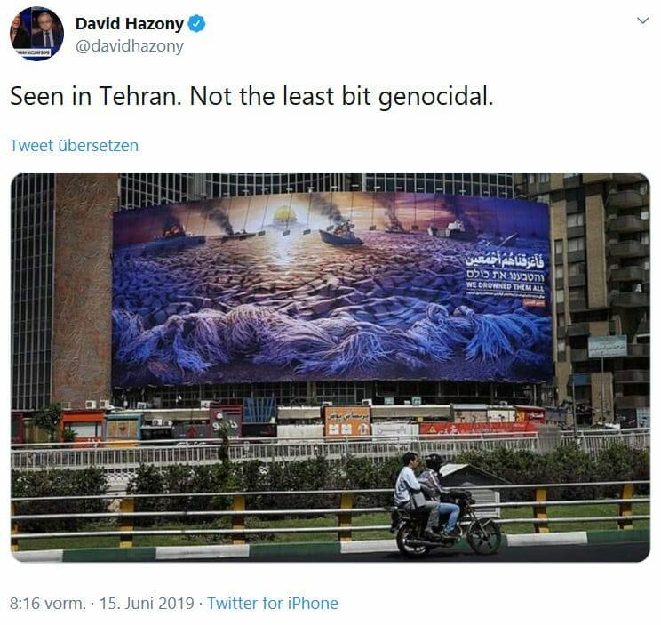 Irans Revolutionsgarden: Terroristen zur See