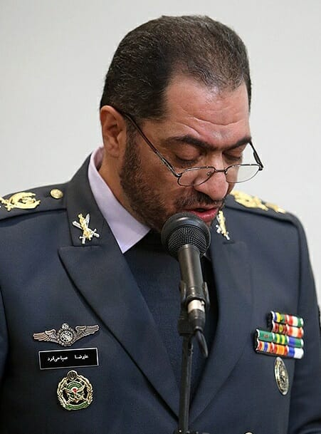 Hochrangiger iranischer Befehlshaber droht mit Geheimwaffe