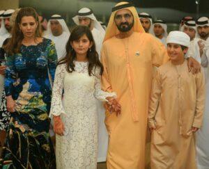 Dubais Herrscher verdammt seine geflohene Frau in einem Gedicht