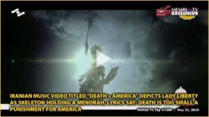 Bizarrer Antisemitismus: Womit man im Iran einen Musik-Award gewinnen kann....