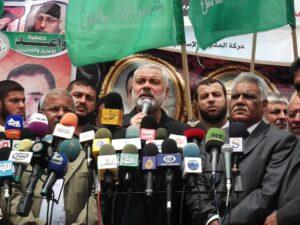 Hamas-Delegation zu Besuch im Iran