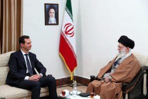 Warum Assad nicht auf iranische Hilfe verzichten kann