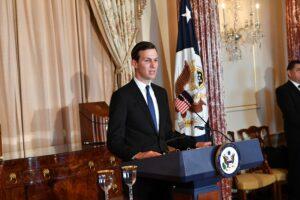 Jared Kushner: Kein Rückkehrrecht für palästinensische Flüchtlinge