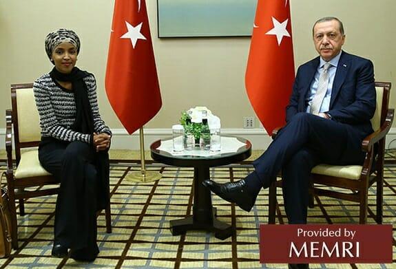Türkischer TV-Sender ruft zu Spenden für US-Abgeordnete Ilhan Omar auf