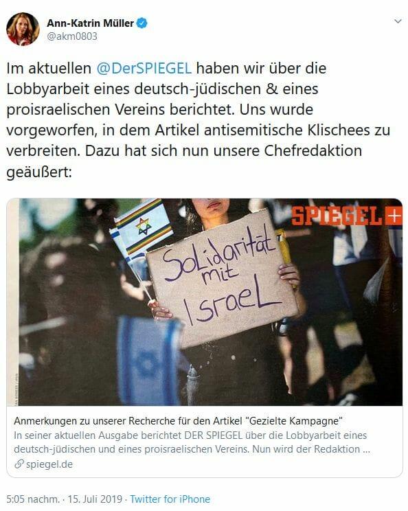 """Der """"Spiegel"""" und sein journalistisches Trauerspiel"""