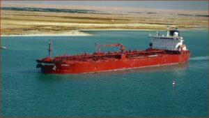 Ägypten lässt Tanker mit iranischem Öl festsetzen