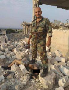 Neueste Grausamkeit des syrischen Regimes: Nagelbomben