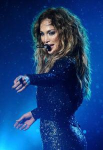 Wenn ein Pop-Konzert politisch wird: Jennifer Lopez in Tel Aviv