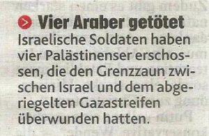"""Alles, was zählt: """"Vier Araber getötet"""""""