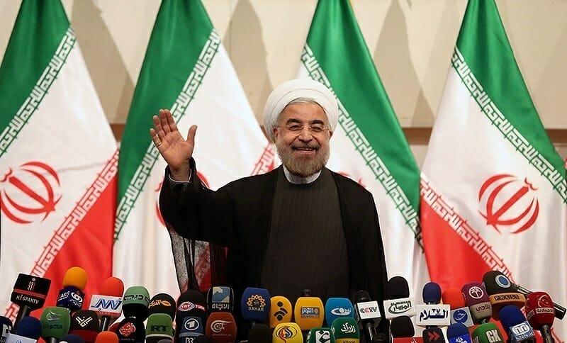 Iranischer Präsident Rohani