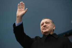 Ein radikaler Umbau des türkischen Staates