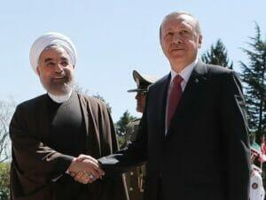 Israels Feinde sehen Annäherung an arabische Staaten nicht gerne