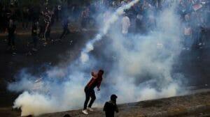 Ausgangssperre nach Protesten in Bagdad