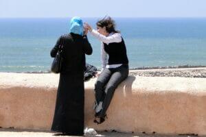 """""""Ich habe abgetrieben"""" auf Marokkanisch"""