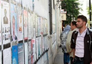 Konservativer Kandidat führt bei Präsidentschaftswahlen in Tunesien