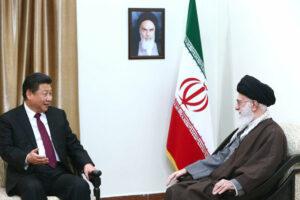China steigt aus Ölgeschäft mit dem Iran aus