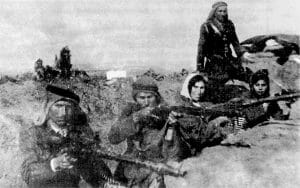 """Heute vor 80 Jahren (6): Nach dem Ende des """"arabischen Aufstands"""""""