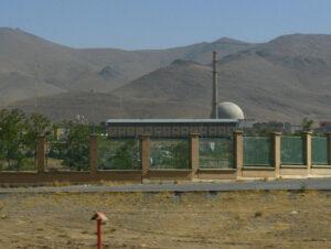 Iranischer Schwerwasserreaktor wird ausgebaut