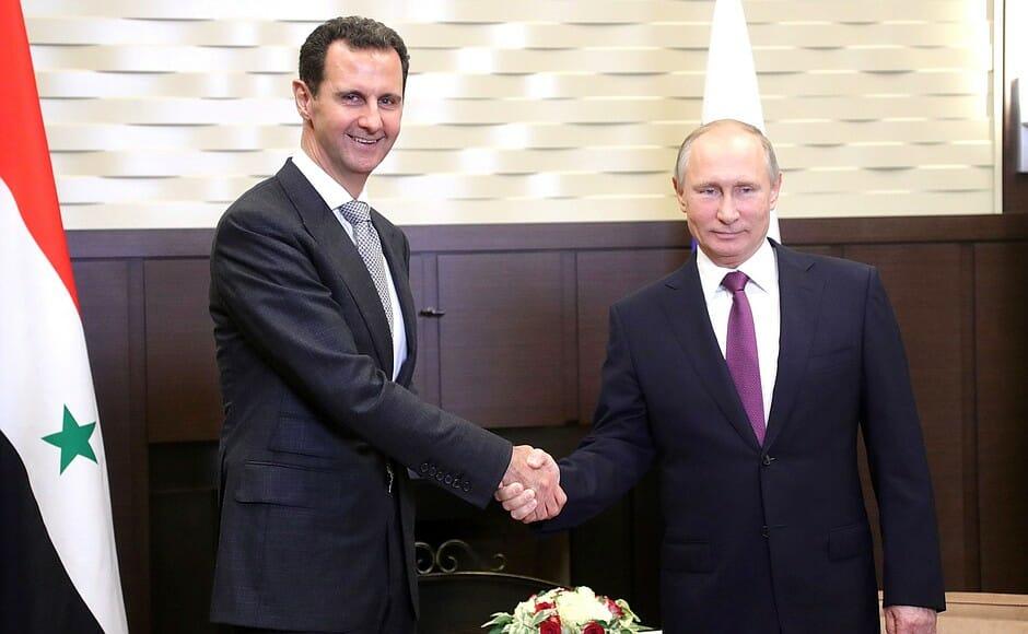 Eine neue Verfassung für Assad: Die Farce von Genf