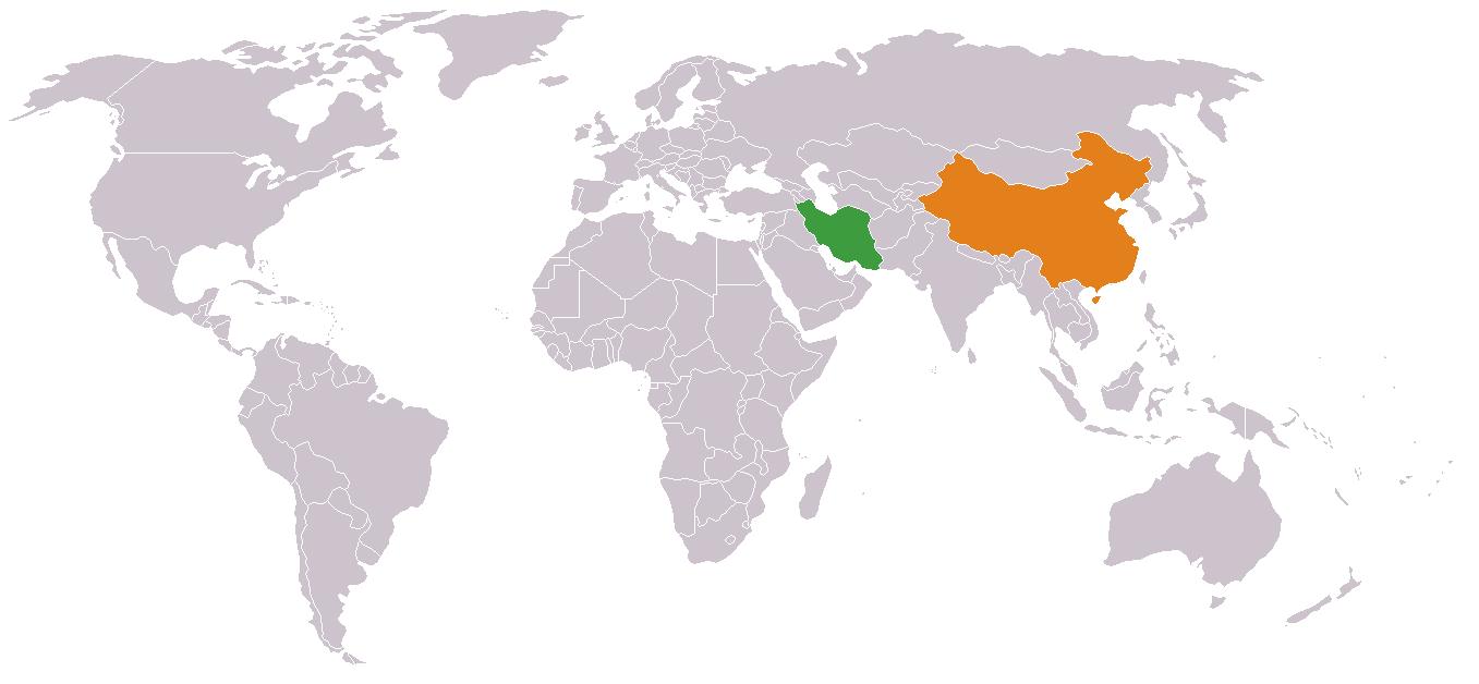 China will in Irans Öl- und Gassektor investieren