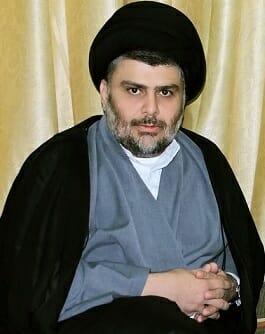 Muqtada al-Sadr trifft sich mit Irans oberstem Führer