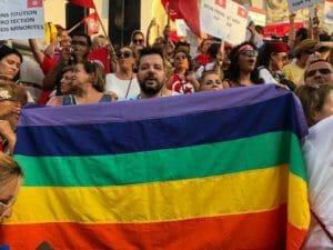 Tunesien: Schwuler Präsidentschaftskandidat von Extremisten bedroht