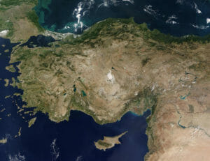 Die Türkei auf Konfrontationskurs im östlichen Mittelmeer